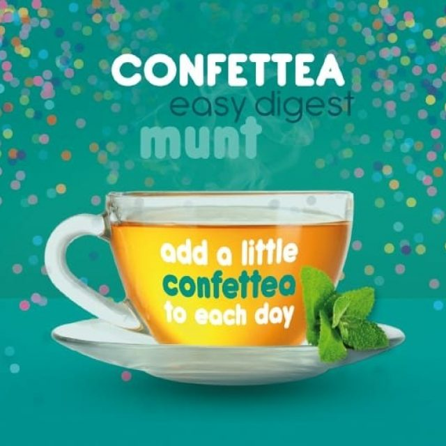 Confettea Easy Digest Munt Thee